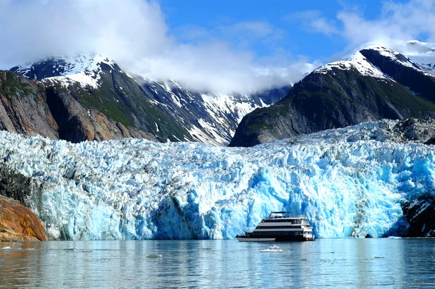 Exploring Alaska's Glaciers on board Alaskan Dream