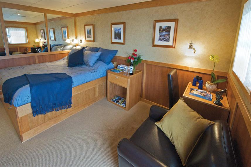 Commander Stateroom - Safari Explorer