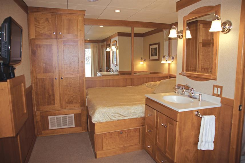Single Stateroom - Safari Explorer