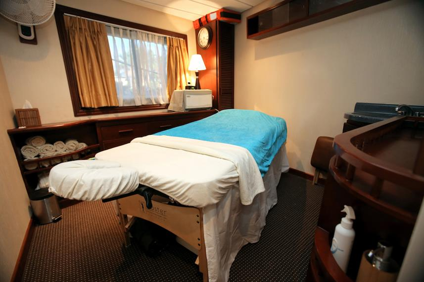 Massage Room - Safari Voyager
