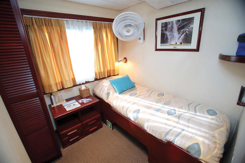 Single Stateroom - Safari Voyager