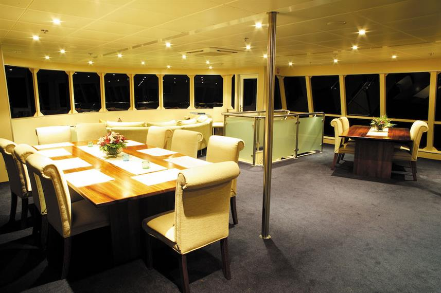 Dining Area - Discovery Panama