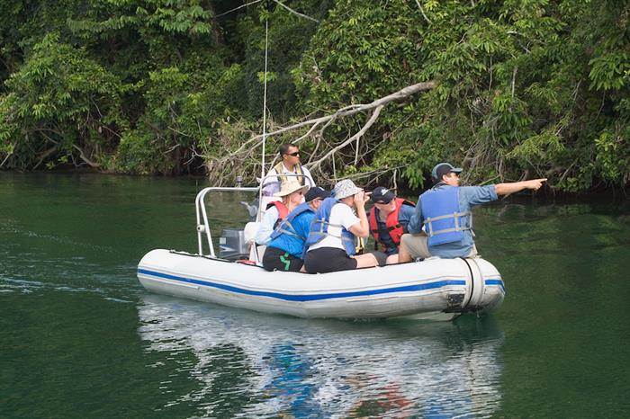 Exploring the Chagres River - Discovery Panama