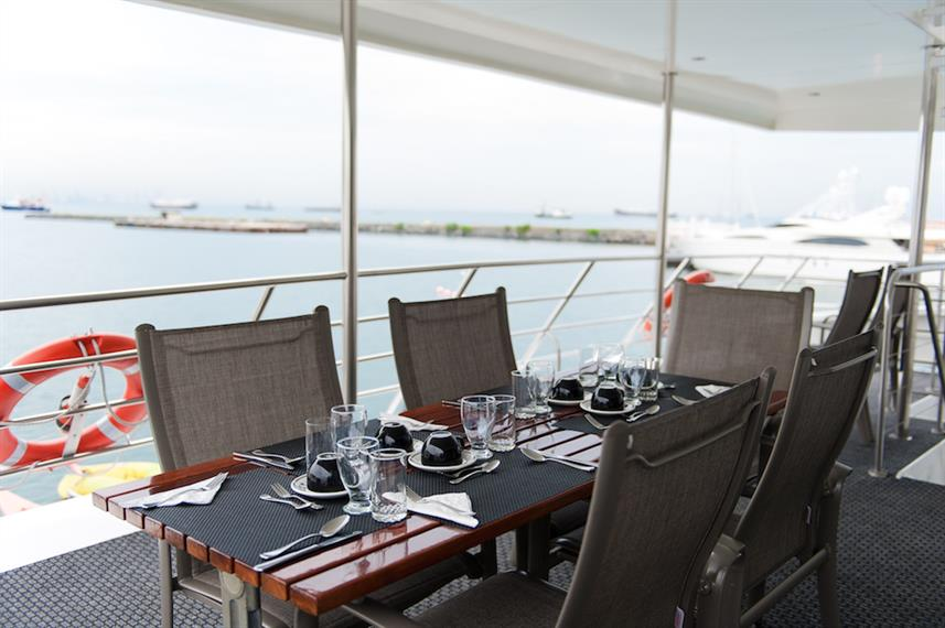 Outdoor Dining - Discovery Panama