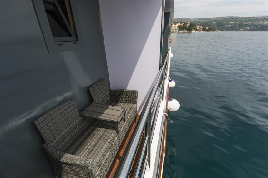 VIP Cabin Private Balcony - Infinity Croatia