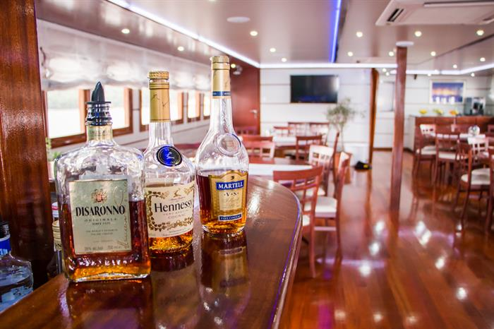 Drink Selection - MV Futura Croatia
