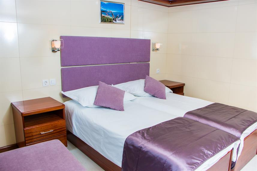 Main Deck Cabin - MV Futura Croatia