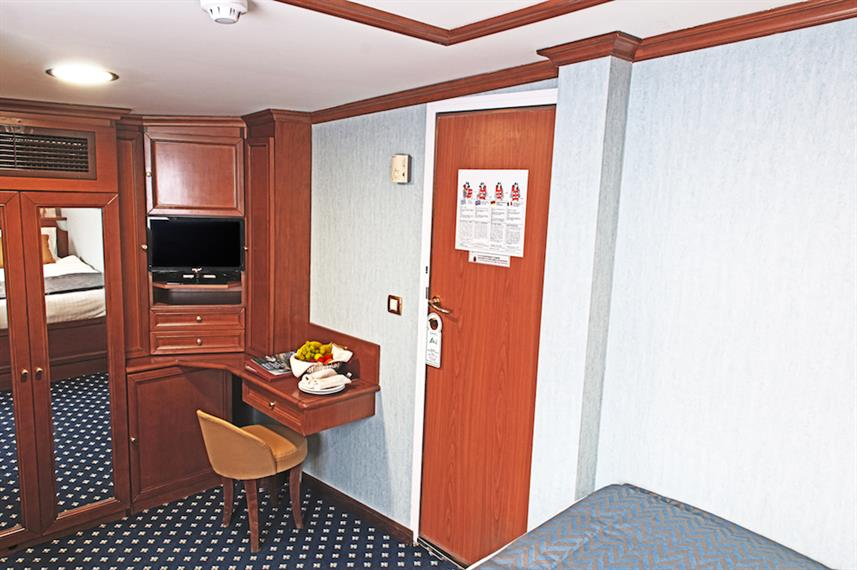 Category P Cabin - M/Y Callisto