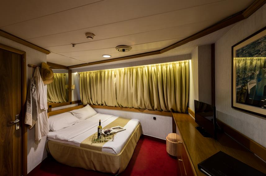 Category A Double Cabin - M/S Panorama