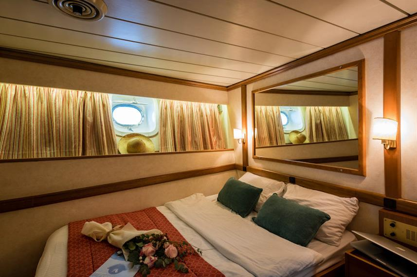 Category C Double Cabin - M/S Panorama