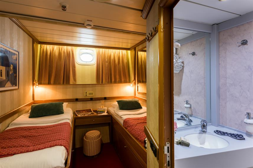 Category C Twin Cabin - M/S Panorama