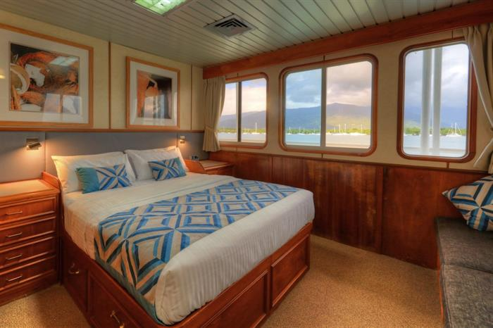 Deluxe Stateroom - Coral Expeditions II