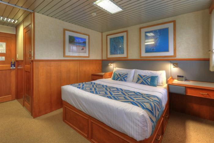 Double Stateroom - Coral Expeditions II