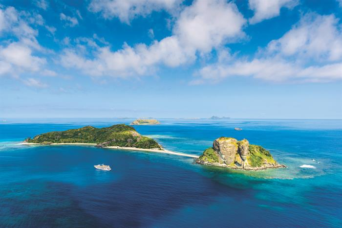Sacred Islands Fiji