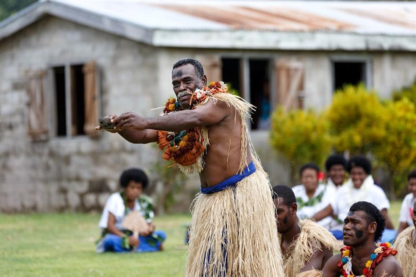 Visit Local Fijian Villages