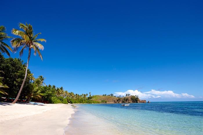 The beautiful Yasawa Islands