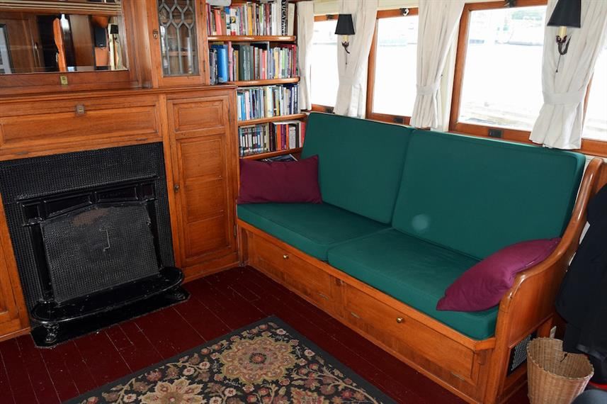 Lounge Area - MV Westward