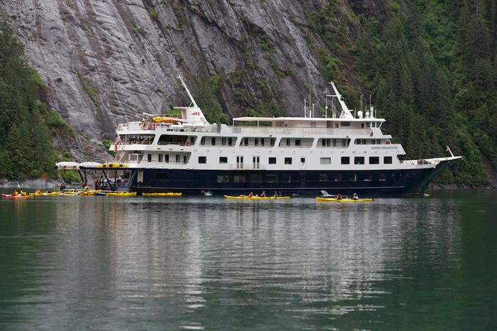 Safari Endeavour Alaska