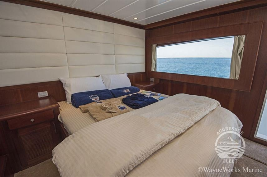 Double Cabin - Maldives Aggressor II
