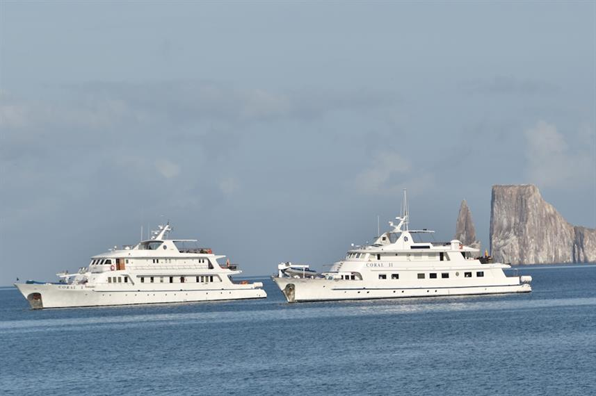 M/Y Coral I and II Galapagos
