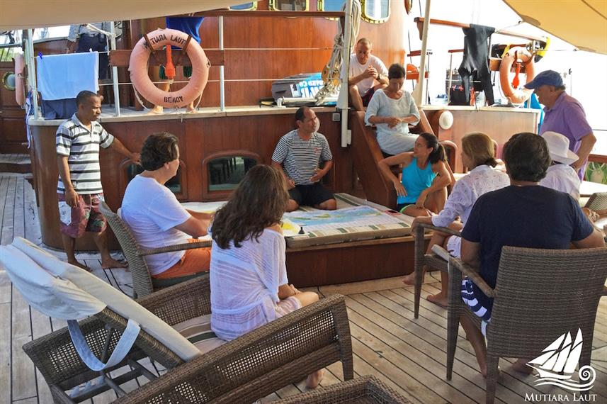 Dive Briefing - Mutiara Laut Indonesia