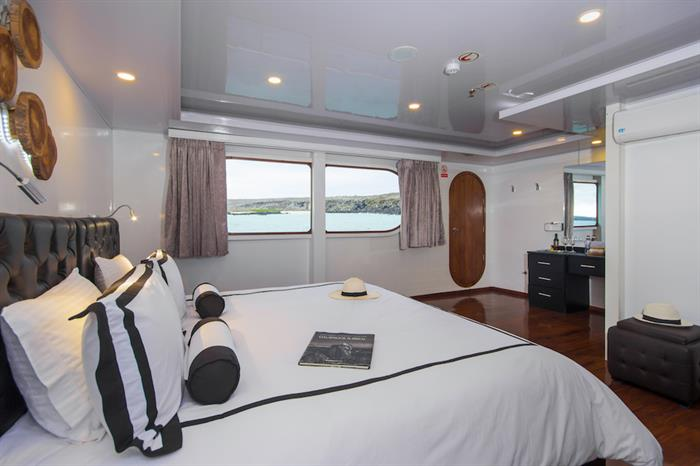 Double Stateroom - Petrel Galapagos
