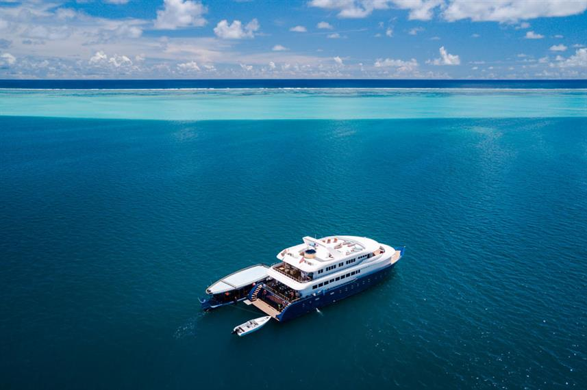 Seafari Explorer Maldives