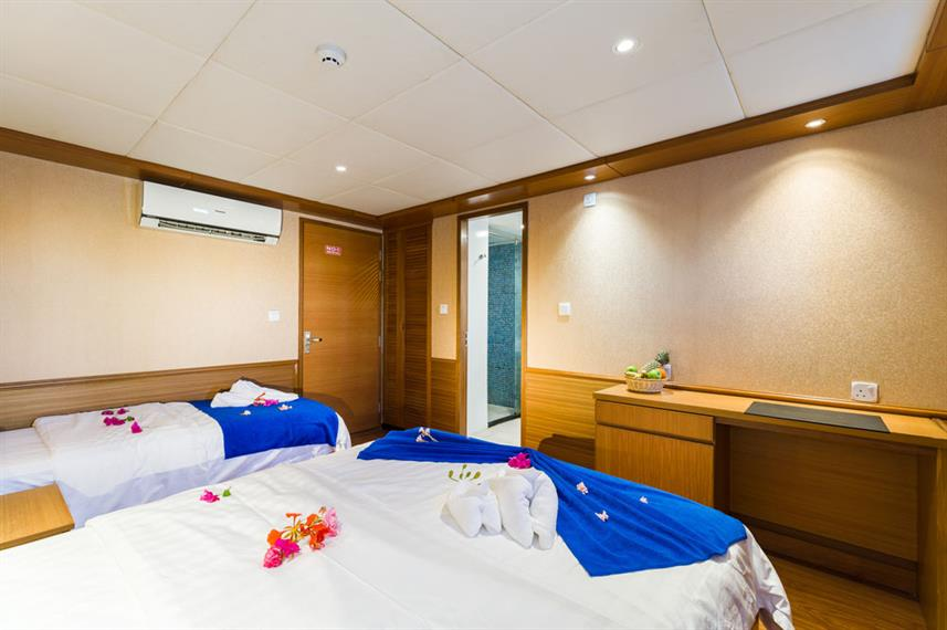 Cabin - Seafari Explorer Maldives