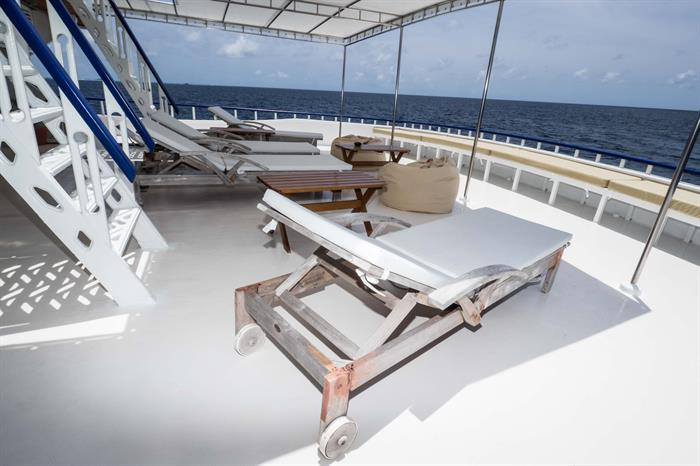 Sun Deck - Eco Blue