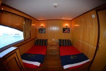 Upper Deck Cabins - Red Sea Blue Force 2