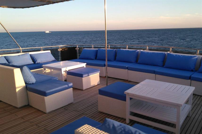 Sun Deck - Red Sea Blue Force 3