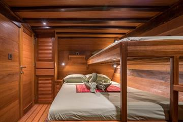 Lower Deck Double/Twin Cabins