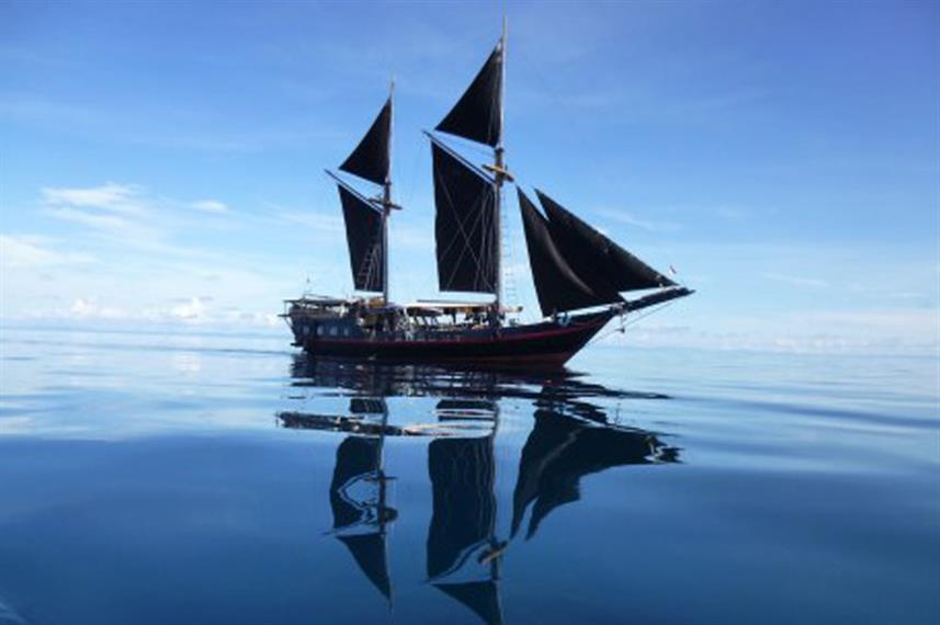 Jaya Liveaboard Indonesia