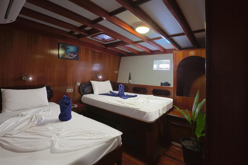 Cabin - Nautilus One Maldives