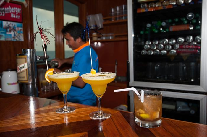Bar - Nautilus Two Maldives