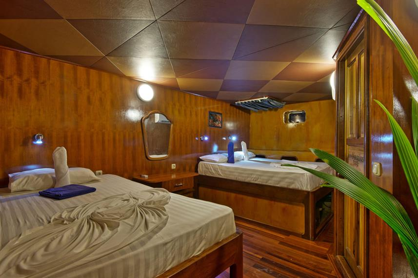 Cabins - Nautilus Two Maldives