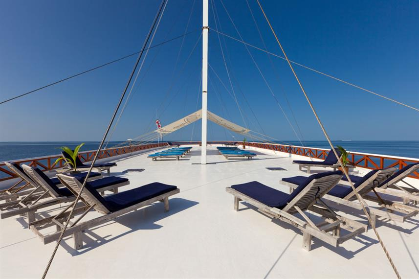Sundeck - Nautilus Two Maldives