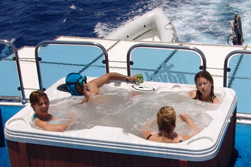 Jacuzzi - Royal Evolution Egypt