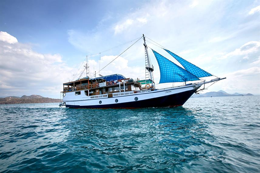 Tarata Liveaboard Indonesia