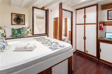 Lower Deck Double + Twin Cabin