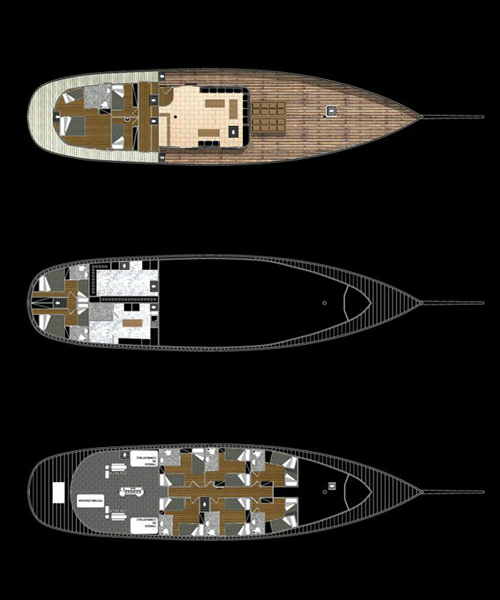 Seahorse Liveaboard Indonesia plan