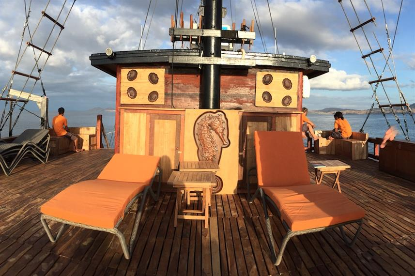 Sun Deck - Ilike Indonesia