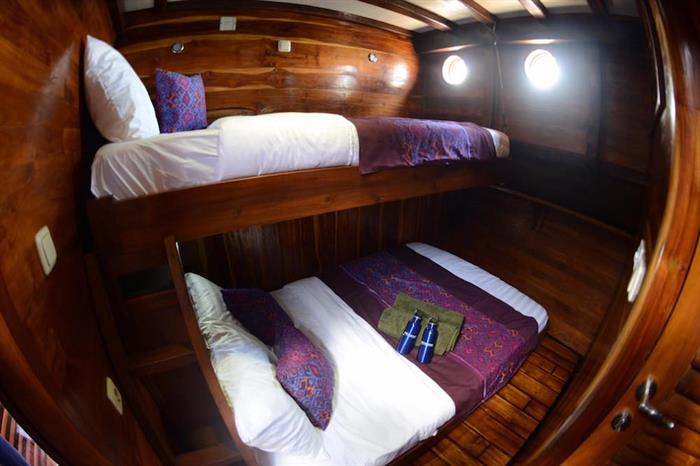 Twin Cabin - Ilike Indonesia