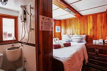 Double En-Suite Cabin