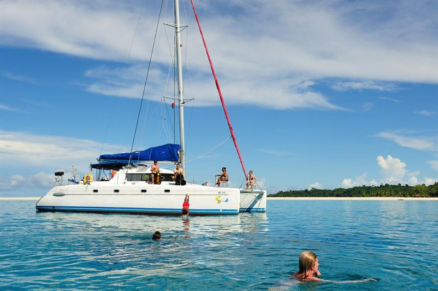 Oceane's Dream Catamaran Madagascar