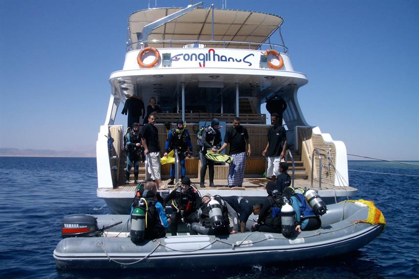 Diving - Longimanus Egypt Liveaboard