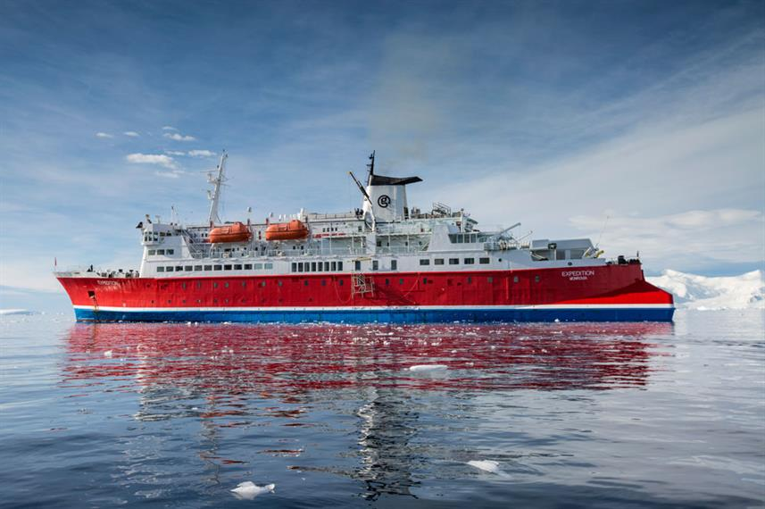 MS Expedition Antarctica