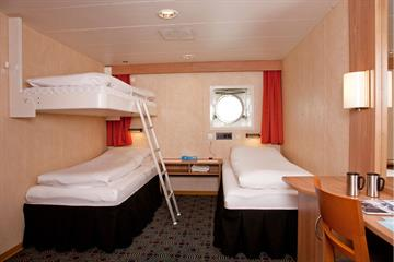 Category 1 – Triple Cabins