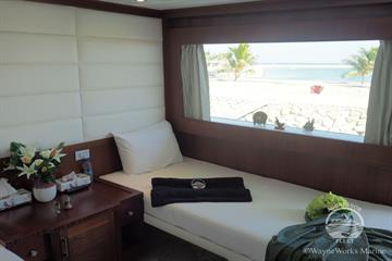 Master Staterooms 8 - 9