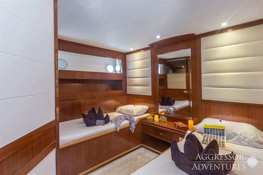 Deluxe Cabin - Red Sea Aggressor II